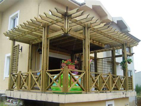 pergola balkon balkon pergola dekorstyle