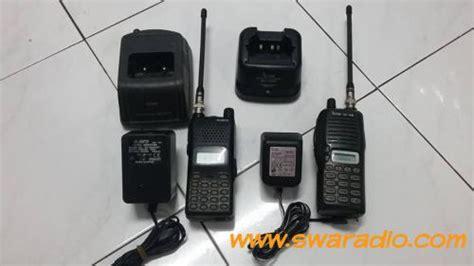 Radio Ht Handy Talky Weierwei V8 Plus Quality dijual ht alinco dj195 vhf icom v 8 vhf swaradio
