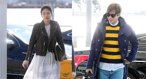 what is the relationship between lee min ho and ku hye sun netizens uncover the hidden story between suzy and lee min