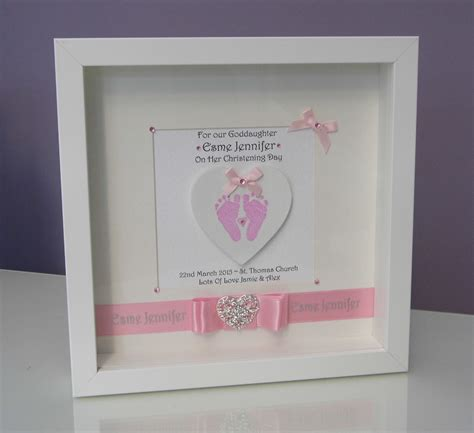 personalised goddaughter gift