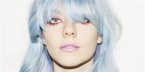 hair lighting dyes ice blue hair dye is the coolest trend for winter