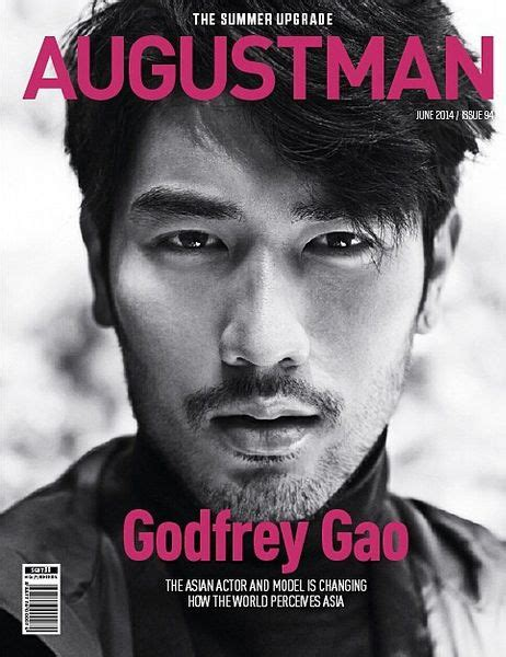 Gao Search 35 Best Images About Godfrey Gao On Models And Posts