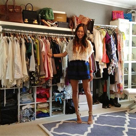 Aimee Song Closet by Redirecting