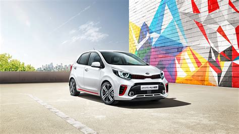 kia picanto gt  wallpapers hd images wsupercars