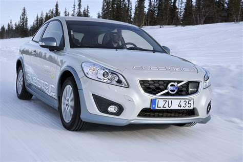 volvo electric car volvo c30 electric powered vehicle will be more dynamic