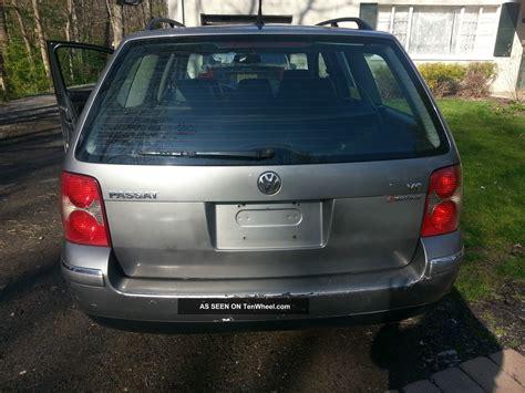 2002 Volkswagen Passat Glx Images
