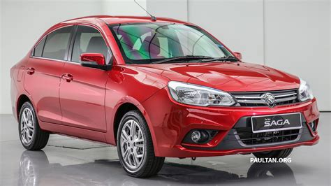2016 proton saga 1 3l launched rm37k to rm46k image 554463