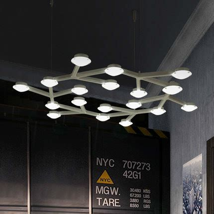 luminaires design suspension aliexpress buy modern led pendant light design fashion acrylic lshade living room