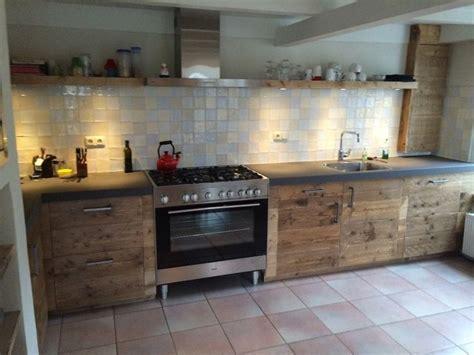 keukenblok tuin keuken betonnen blad a collection of other ideas to try