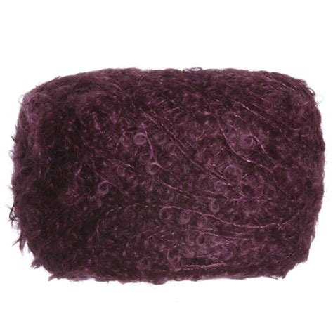 boucle knitting yarn be sweet medium boucle yarn aubergine project ideas at