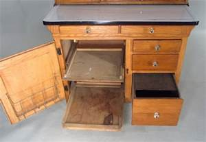 Kitchen Cabinet In History by Igavel Auctions Hoosier Baking Cabinet Made By Sellers