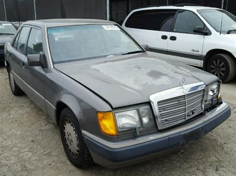 auto body repair training 1993 mercedes benz 300e navigation system auto auction ended on vin wdbea30d2mb374125 1991 mercedes benz 300e in ca hayward