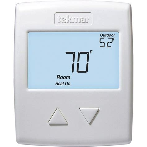 swing setting on thermostat honeywell round white low voltage 24 volt 1 stage heat