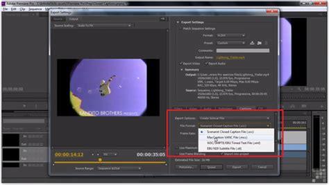 adobe premiere pro subtitles adobe premiere change background color to white