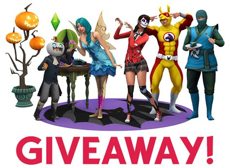 Sims 4 Giveaway - simsvip giveaway win the sims 4 spooky stuff simsvip