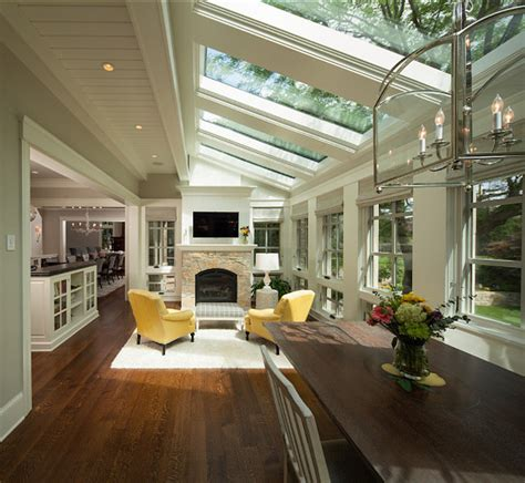 Ceiling Windows Skylights by 15 Bright Sunrooms That Take Every Advantage Of Light