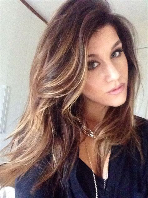 do it yourself highlights for dark brown hair brown hair with blonde highlights gorgeous hair