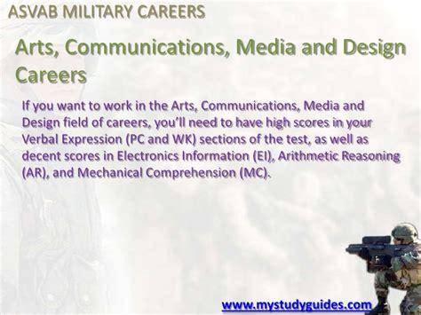 asvab  military careers