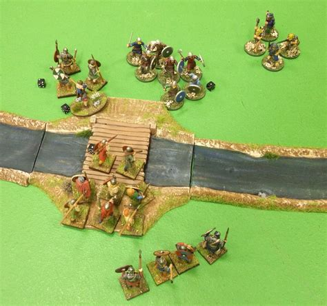 my attacked another the wargames table a saga