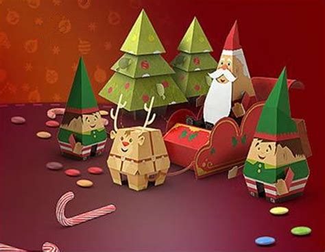 christmas paper craft ideas phpearth