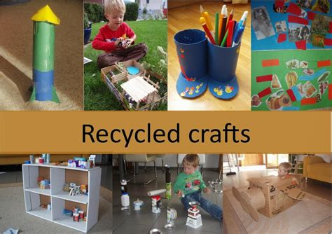 most popular things for kids recycled art crafts recycle projects paper recycling