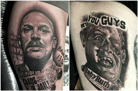 best tattoo parlour uk tattoo artist praised for charles bronson award winning