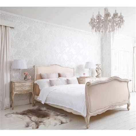 french bedroom french bed rafinament elegance and romance in your bedroom