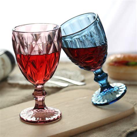High Quality Barware High Quality Glassware Goblet Christine Shagne Glass