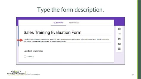 google form survey tutorial how to create training feedback survey in google forms 2016