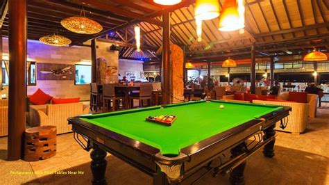 restaurants with pool tables utopia in dc bar and grill