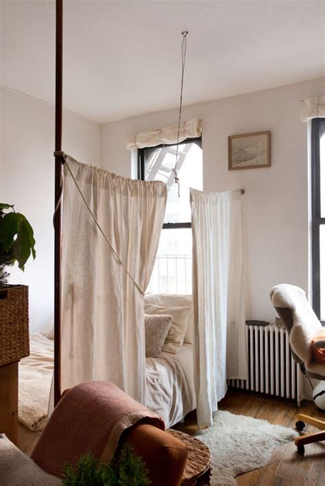 curtains for apartments awesome studio apartment dividers ideas design ideas
