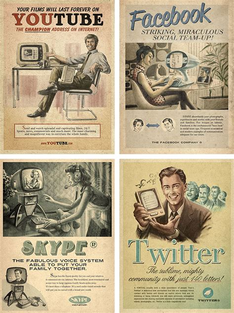 retro photos vintage tech refresh creative media