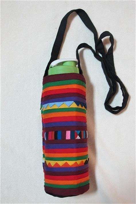 Water Multi Colors multi color water bottle holder
