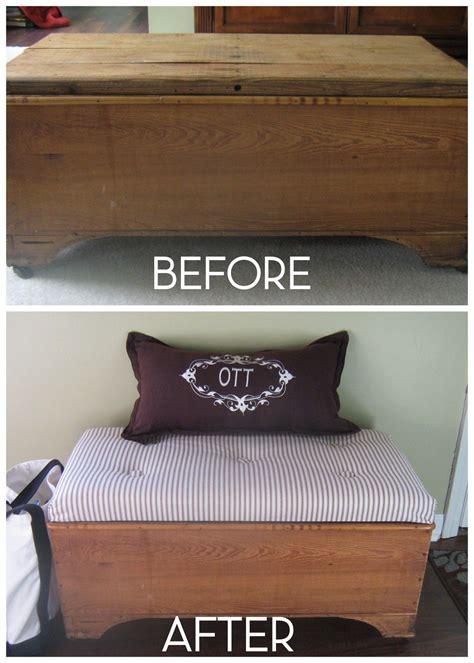 upholster  storage piece  extra style