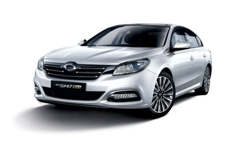renault samsung sm7 renault samsung sm7 joins battle for sedan supremacy