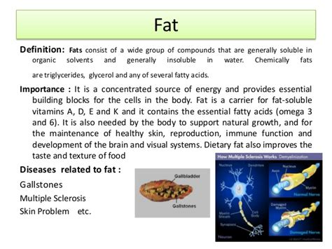 definition of healthy fats importance of nutrition cmoh bankura