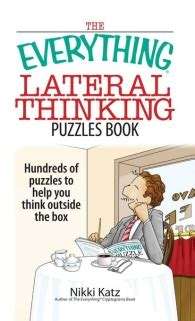 libro lateral thinking a textbook the everything lateral thinking puzzles book isbn 9781593375478 pdf epub nikki katz ebook