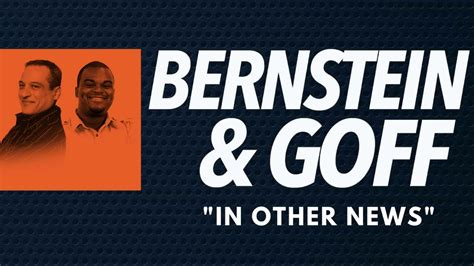 In Other News The Blemish 8 by Quot In Other News Quot Bernstein And Goff 8 23 2018 Am 670