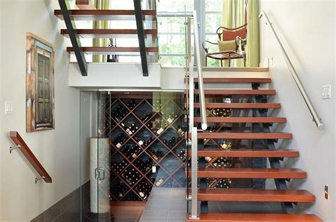 under stairs wine rack 20 eye catching under stairs wine storage ideas