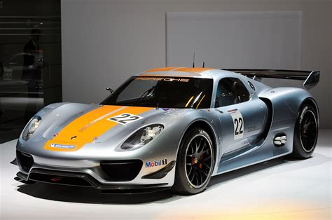 Porsche 918 Hybrid by Amazing For Cars Wallpapers Porsche 918 Hybrid Race Car
