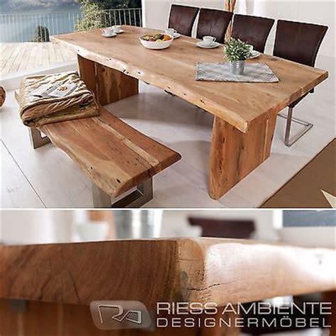 Grosse Tische Massiv by Die Besten 17 Ideen Zu Esstisch Holz Massiv Auf