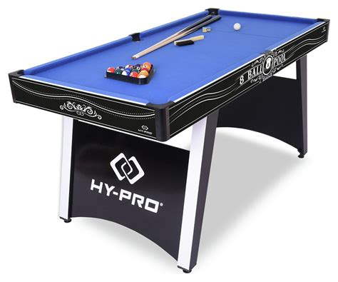5 pool table hy pro 5ft pool table