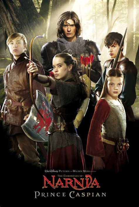 film like narnia 0110 the chronicles of narnia prince kaspian poster