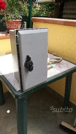 cassetta elettrica cassetta per contatori enel in vetroresina posot class