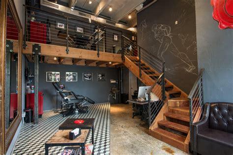 ink tattoo shop inside the studio divergent ink studio