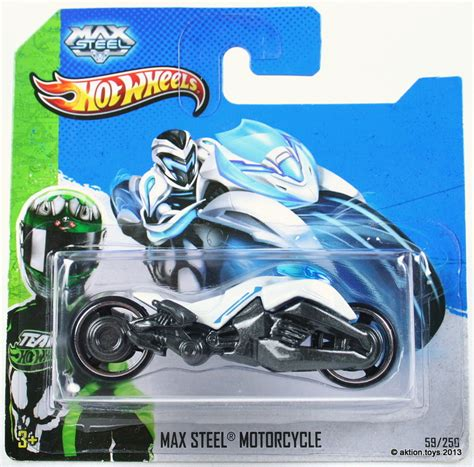 Wheels Max Steel Motor by Wheels Angry Birds Flintstones Max Steel Mystery