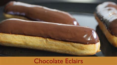 Chocolate Eclair chocolate eclairs taste of bruno albouze the