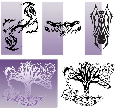 axis tattoo compilation by vander axis on deviantart