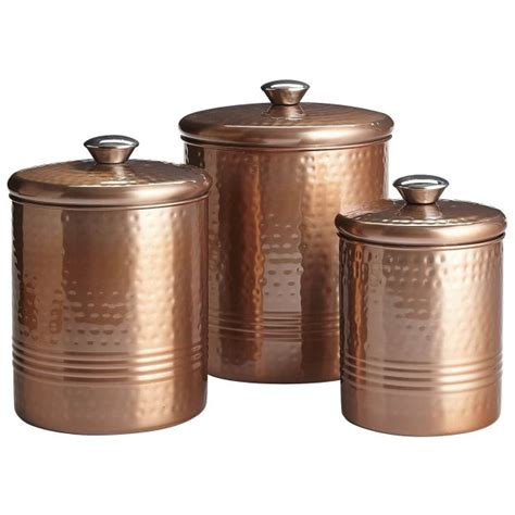 copper canister set news