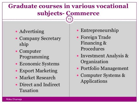 Scope Of Mba In Import And Export by Career Opportunities After 12th